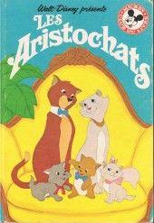 Mickey club du livre -23- Aristochats (les)