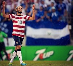 Landon Donovan in the Gold Cup. One of my favorites.
