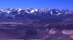 Sierra Nevada de Lagunas Bravas, Argentina/Chile