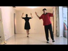 Learn Frankie Manning's LINDY CHORUS - YouTube