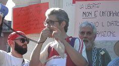 Genitori Per La Libera Scelta Vaccinale, Verona 28/5/17 - Fabio, padre d...