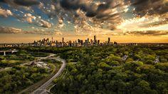 "Toronto Photographer Greg Patterson Toronto is Elysium City in Alyxandra Harvey's ""Green Jack"""