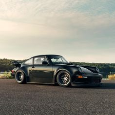 "1,743 Likes, 3 Comments - RoyalStance LLC ™ (@royalstance) on Instagram: ""1982 Porsche 911, K-Swapped + Turbo'd, sitting on HRE 540 wheels 