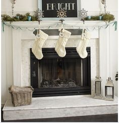 Love the marble hearth