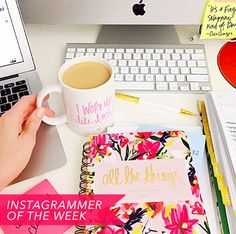 I'm sharing the gorgeous feed of Ashley Brooke this week. If you love colour, you will LOVE her feed. http://prettypaperthings.com/?p=6074