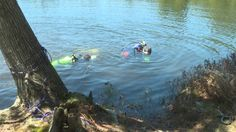 Volunteer divers search lake in 1972 cold case of Adrien McNaughton