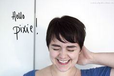lost in a spotless mind pixie - Google Search