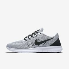 c01f22fd0e81 Cheap Nike Free Rn H White Black Womens   Mens Trainers Sale