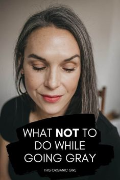 Taking a look back over the past 3 years and sharing some of the pitfalls that trip people up when going gray. Here's what NOT to do during your growout. #goinggraygracefully #saltandpepperhair #grayhairgrowout Blonde Hair Going Grey, Dying Hair Grey, Brown Hair Going Grey, Grey Hair Looks, Gray Hair Growing Out, Dying Your Hair, Toner For Brown Hair, Blue Grey Hair, Grey Hair Dye