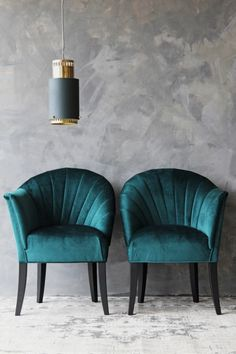 The Lovers Velvet Chair – Ocean Deep Green The Lovers Velvet Chair – Ocean Deep from Rockett St George Art Deco cocktail chair iUnique & Daring Design FoCovet Paris Art Deco Decor, Art Deco Home, Decoration, Art Deco Living Room, Living Room Chairs, Dining Chairs, Bar Chairs, Office Chairs, Muebles Art Deco