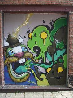 Scribe, Kansas City artist