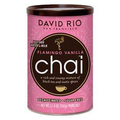David Rio Flamingo Vanilla Decaf Chai zuckerfrei 337 g