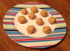 No Bake Cashew Butter Balls - kids loved them, and they are easy to make! - Kid Kritics