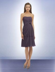 Bill Levkoff Bridesmaid Dresses: Style 326 in Plum - Matron of Honor's dress!