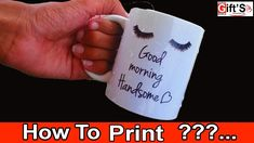 how to print photo on mug by Photo On Mug, Telugu, Mugs, Youtube, Gifts, Presents, Tumblers, Mug, Favors