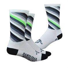 Handlebar Mustache Y'all Act Like You've Never Seen a White Pair of Socks Before Socks