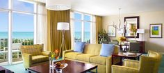 The casual ambience of Coral Towers Presidential Suites offers vacationers a centrally located accommodation with amenities including king-size beds, plush armchairs, separate parlours with sleeper sofas, and full balconies offering water or terrace views. Atlantis - Bahamas