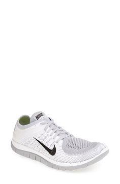 info for fe2dc 4e58a Nike  Free 4.0 Flyknit  Running Shoe (Women)   Nordstrom