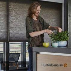 Cortinas y Persianas Hunter Douglas - Decoranorte, Bogotá. 3102093621 Modern Bedroom Decor, Blinds, Quartos, Blue Prints