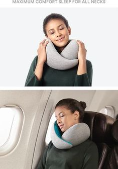 Official Website Portable Neck Hammock Travel Pillow Soft Head Rest Support Gadget Nap Cushion For Home Office Relaxation Accessories Supplies Distinctive For Its Traditional Properties Luggage & Travel Bags Luggage & Bags