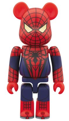 THE AMAZING SPIDER-MAN BE@RBRICK