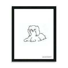 havanese handcut silhouette havanese art crafty items pinterest havanese havanese dogs. Black Bedroom Furniture Sets. Home Design Ideas