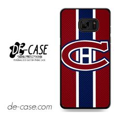 Montreal Canadiens Logo Carbon DEAL-7412 Samsung Phonecase Cover For Samsung Galaxy Note 7