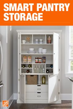 Kitchen Storage Organization At The Home Depot