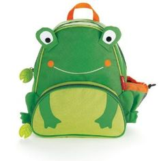 Amazon.com: Skip Hop Zoo Pack Little Kid Backpack, Fox: Baby