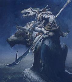 Justin Gerard - The Hobbit - Wolfrider