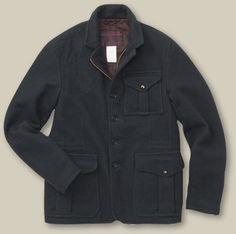 Filson - railroad worker's coat