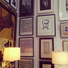 Checking out the amazing @dragonette showroom after the @1stdibs panel with @nturnerdesign @martynbullard @kathrynmireland @jeffreymarksinc  #lcdqla
