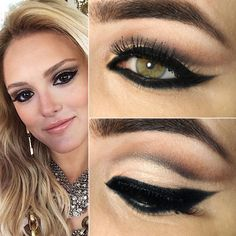 Tutorial da maquiagem da Megan (Isabelle Drummond)