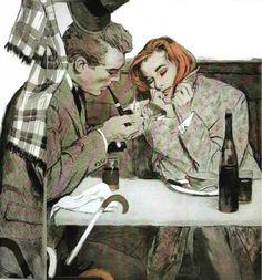 Illustration by Lynn Buckham