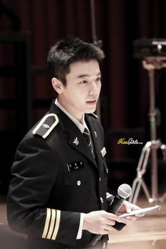 Seoul Metropolitan Police Agency – 'Hello Officer' Musical – Donghae