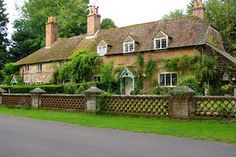 Chawton - Love the fact a picture of home is on here!