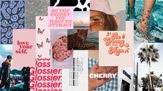 Mac Wallpaper Desktop, Cute Laptop Wallpaper, Wallpaper Notebook, Cute Desktop Wallpaper, Bad Girl Wallpaper, Iphone Homescreen Wallpaper, Aesthetic Desktop Wallpaper, Macbook Wallpaper, Rainbow Wallpaper