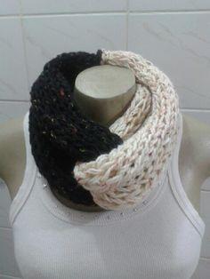 Gola de trico Knitting, Crochet, Fashion, Knitting And Crocheting, Tejidos, Winter Time, Boleros, Tricot, Moda