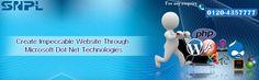 Create Impeccable Website Through Microsoft Dot Net Technology...