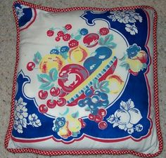 C. Dianne Zweig - Kitsch 'n Stuff: Colorful Handmade Pillows Made ...