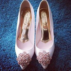 Ted Baker high heels shoes