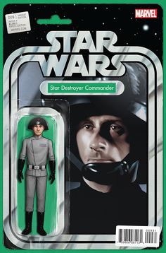 [Star Wars #09 (Christopher Action Figure Variant) (Product Image)]