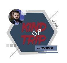 Logo KindOfTrip by Eduard Dodoi