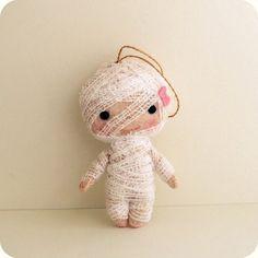mummy by Gingermelon, via Flickr