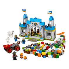 "LEGO Juniors Knights' Castle (10676) - LEGO - Toys ""R"" Us"