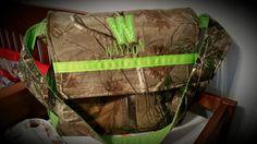 Realtree Camo Diaper Bag Realtree Camoflauge Diaper by ShaysStore