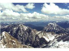 Zugspitze Austria.  It will take your breath away.