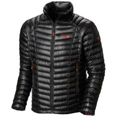 The world's lightest full-featured down jacket. The sub-eight-ounce Ghost Whisperer Down can be compressed into its own pocket for easy storage. It's been designed with the essentials in mind: Q.Shield™ DOWN 800-fill insulation resists moisture and maintains warmth ,stealth elastane binding inside cuffs seals out moisture, toggle hem adjusts easily.