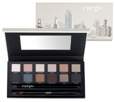 Cargo Cosmetics THE ESSENTIALS Eye Shadow Palette $49.00 - from Well.ca
