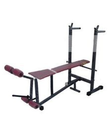 FitHit 6 In 1 Weight Lifting Multi Purpose Bench Press, Heavy Duty  Multi Bench Press.